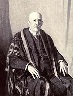 Photograph of James William Barr
