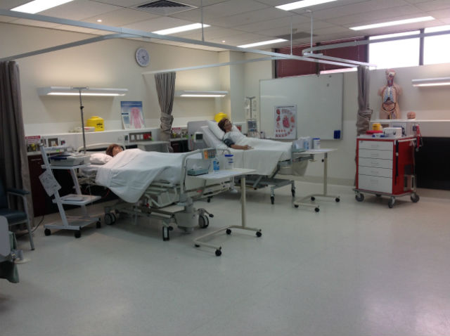 Nursing lab