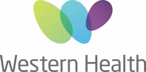 Western Health logo