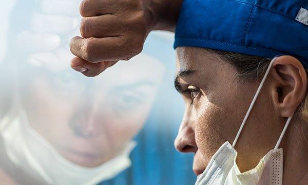 Photograph of Nurse